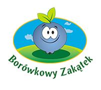 Borówkowy Zakątek - logo